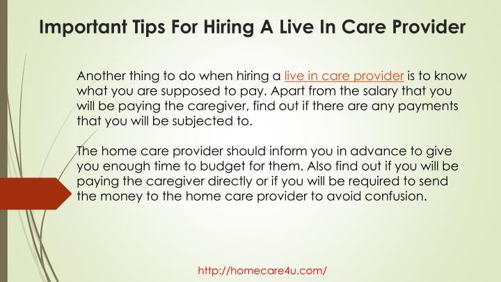 Another thing to do when hiring a