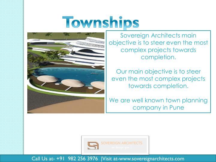 Sovereign Architects main