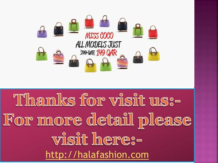 Thanks for visit us:-