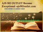 ajs 502 outlet become exceptional ajs502outlet com