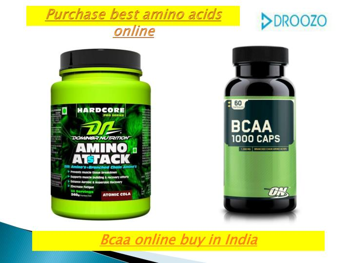 Purchase best amino acids online