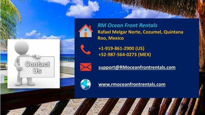 RM Ocean Front Rentals