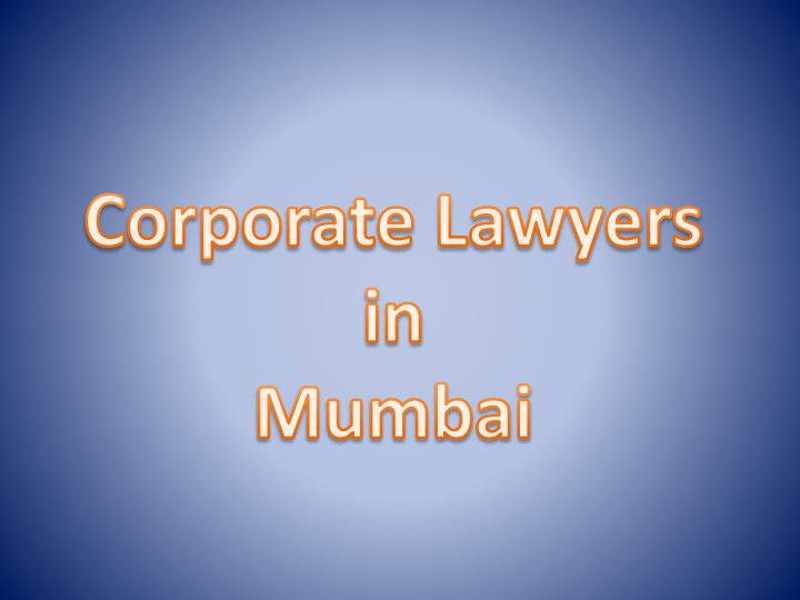 Corporate Lawyers in