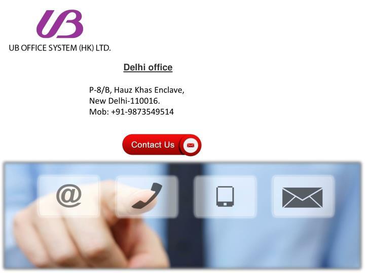 Delhi office