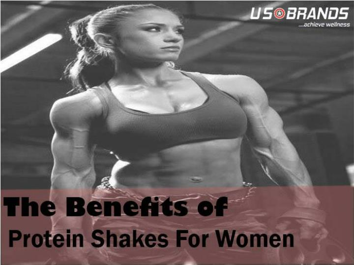 The benefits of protein powder and shakes for women s