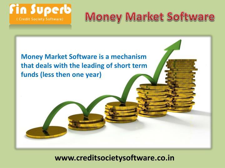 Money Market Software