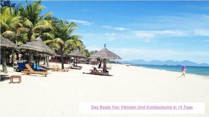 Das Beste Von Vietnam Und Kambodscha in 14 Tage