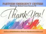partners emergency centers emergency medical center houston tx7