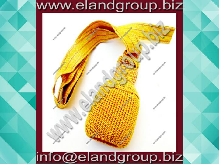 General officers gold sword knot 7421682