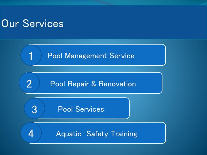 Pool Management Service