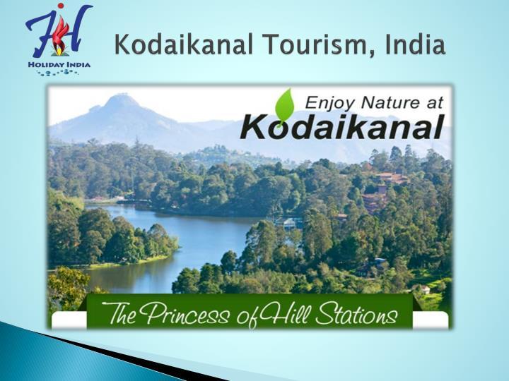 Kodaikanal tourism india