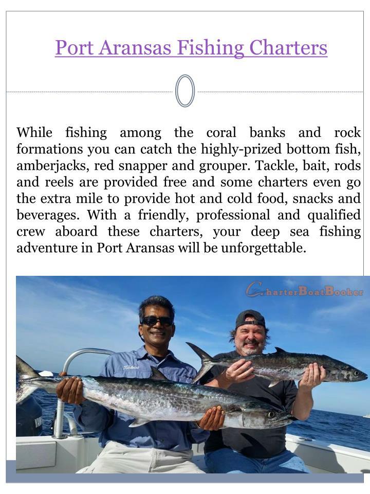 Port aransas fishing charters1