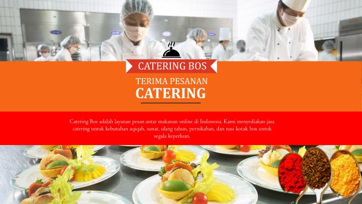 CATERING BOS