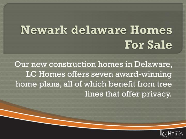 Newark delaware homes for sale