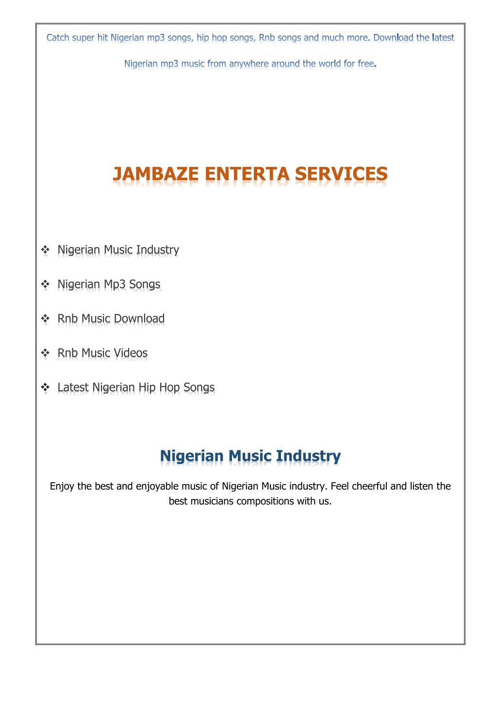 PPT - Download Latest Nigerian Songs PowerPoint Presentation