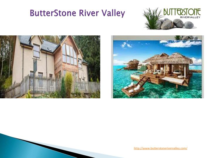 butterstone river valley n.