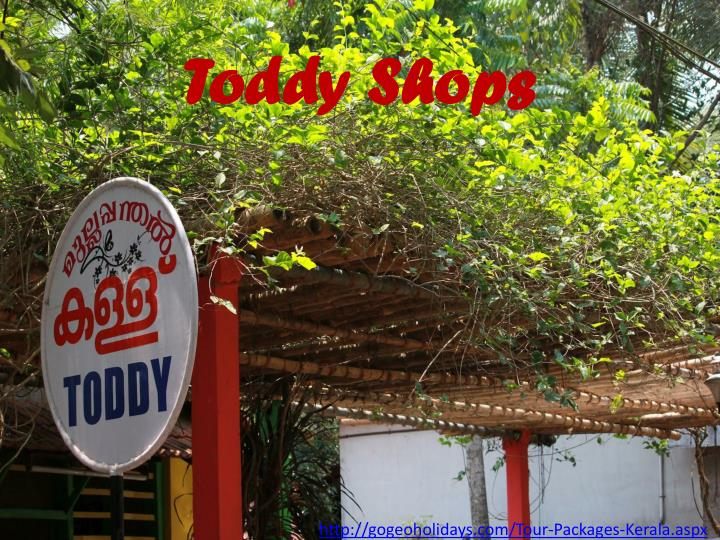 Toddy Shops