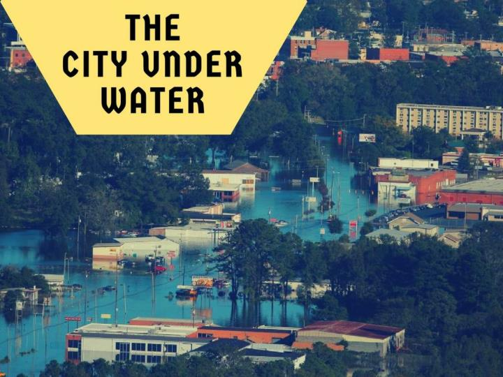the city under water n.