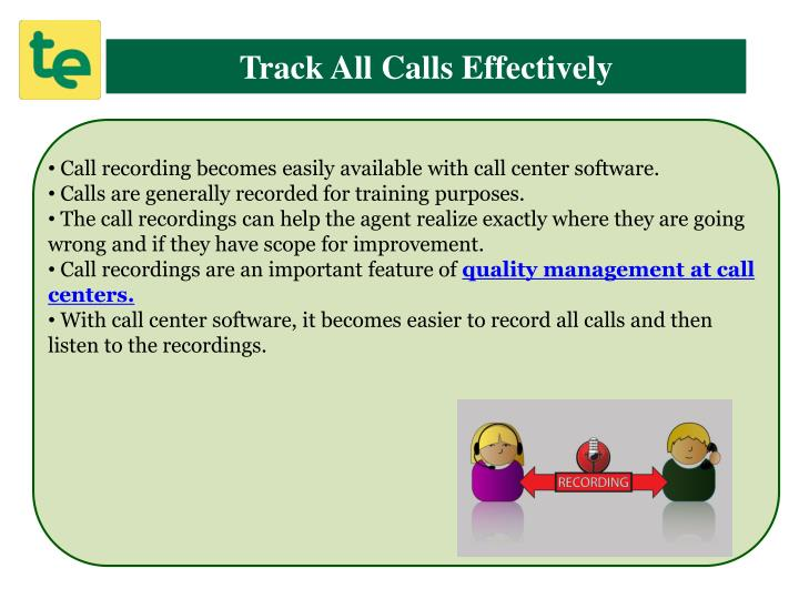Track All Calls Effectively