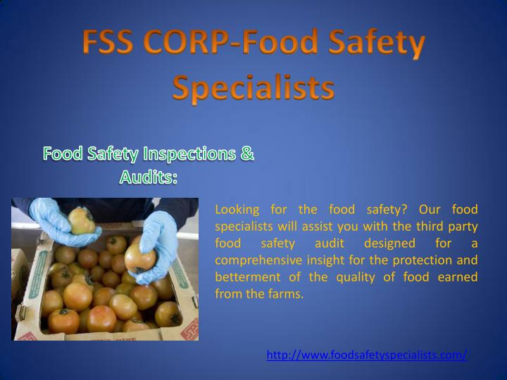 Looking for the food safety? Our food