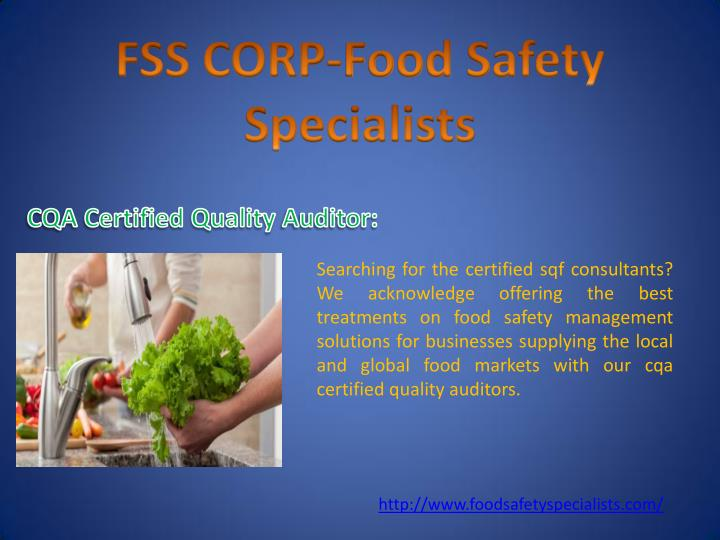 Searching for the certified sqf consultants?
