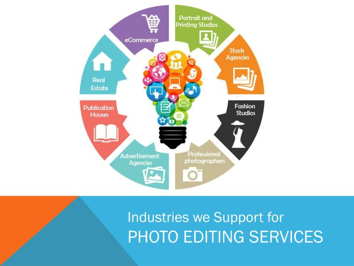 Industries we Support for