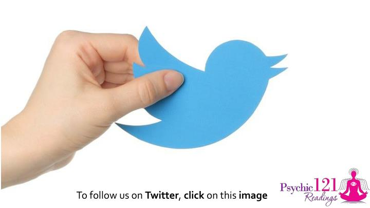 To follow us on
