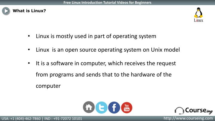 What is Linux?
