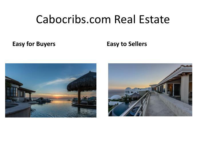 Cabocribs.com Real Estate