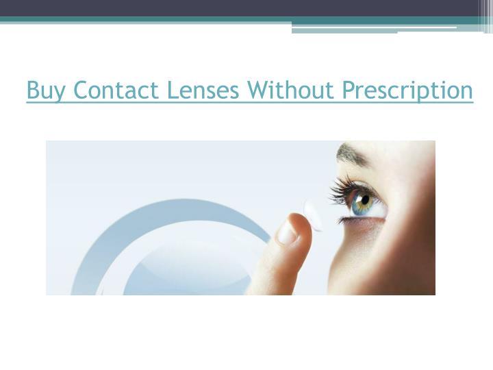 Buy contact lenses without prescription1