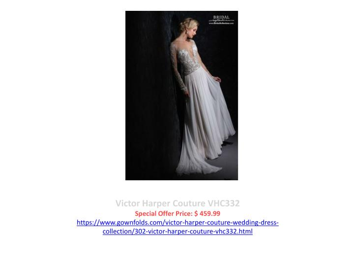 Victor Harper Couture VHC332