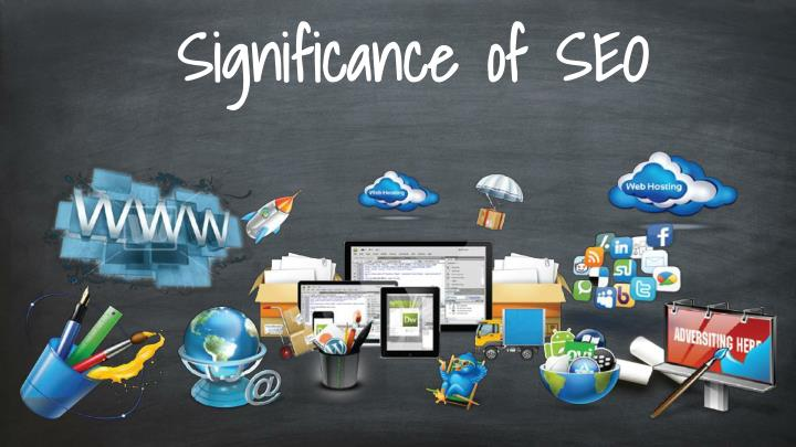 significance of seo n.