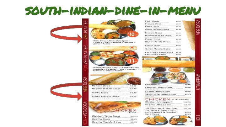 south-indian-dine-in-menu