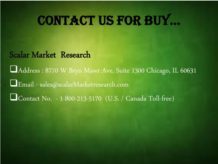 Contact Us for buy…