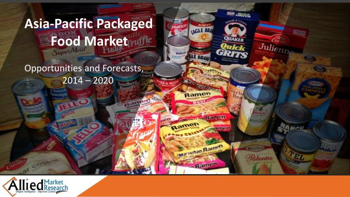 Asia-Pacific Packaged