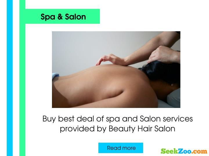 Spa&Salon