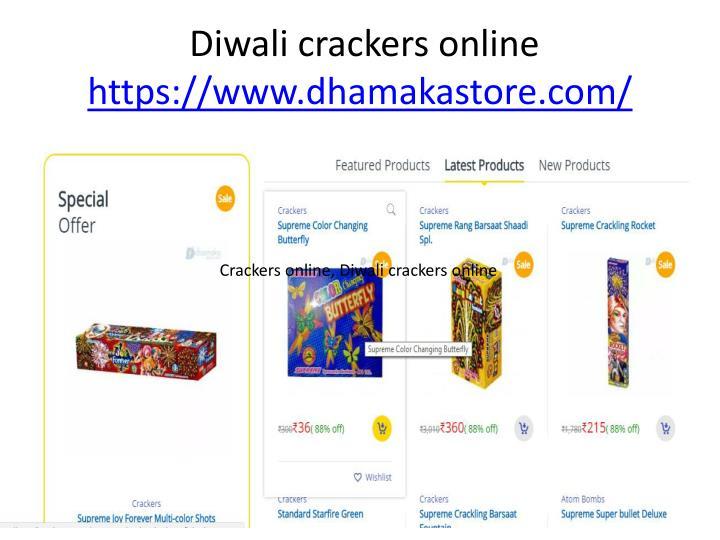 Diwali crackers online https www dhamakastore com2