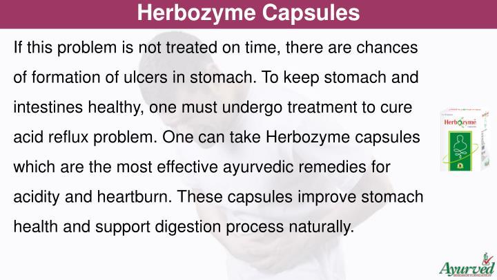 Herbozyme Capsules
