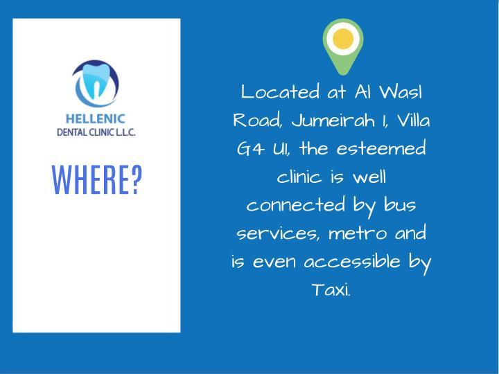 Located at Al Wasl