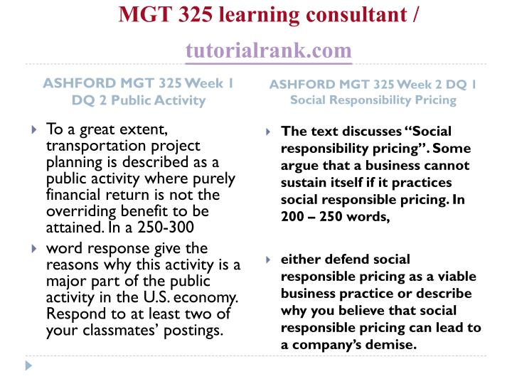 Mgt 325 learning consultant tutorialrank com2