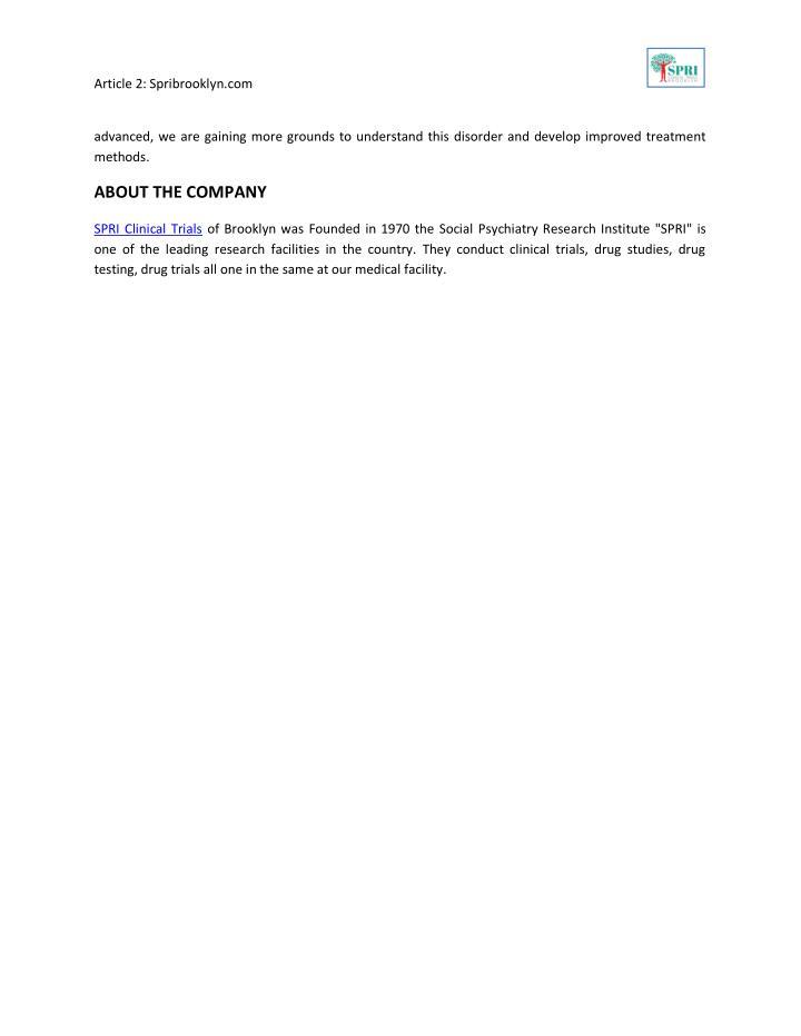 Article 2: Spribrooklyn.com                                                                         ...