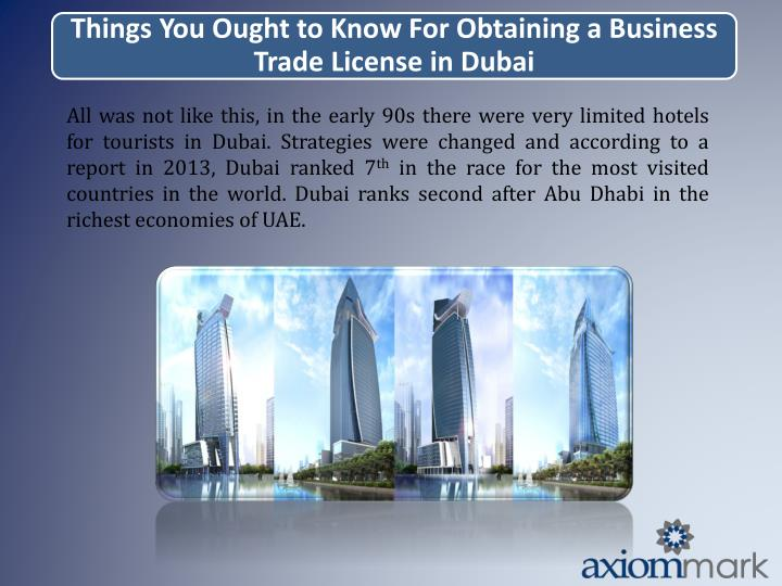 All was not like this, in the early 90s there were very limited hotels for tourists in Dubai. Strate...