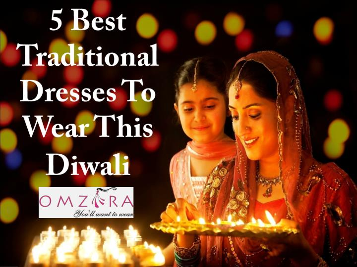 5 best traditional dresses to wear this diwali n.