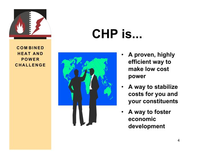 CHP is...