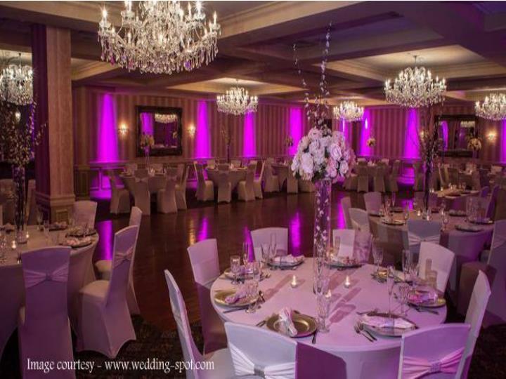 Host events at beautiful banquet halls in mumbai