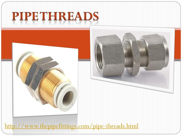 Pipe Threads
