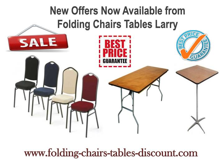 New Offers Now Available from