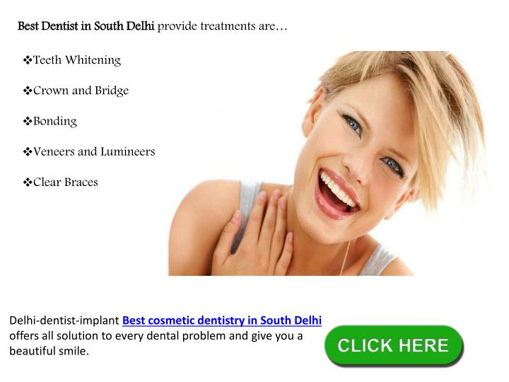Best Dentist in South