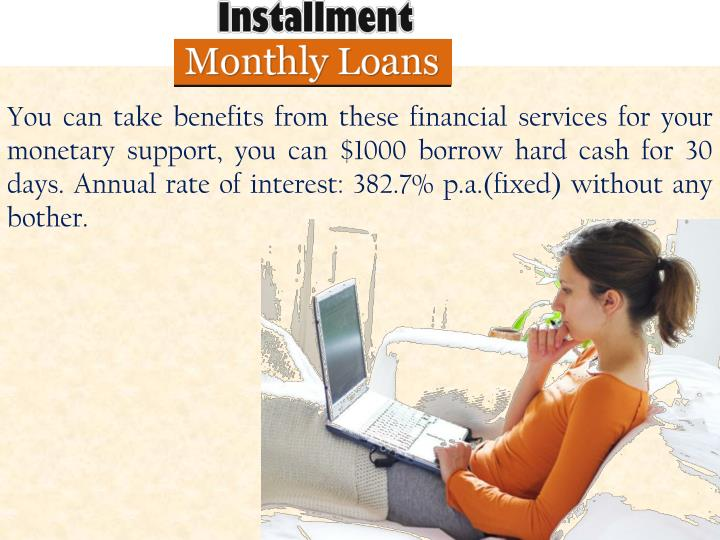 You can take benefits from these financial services for your