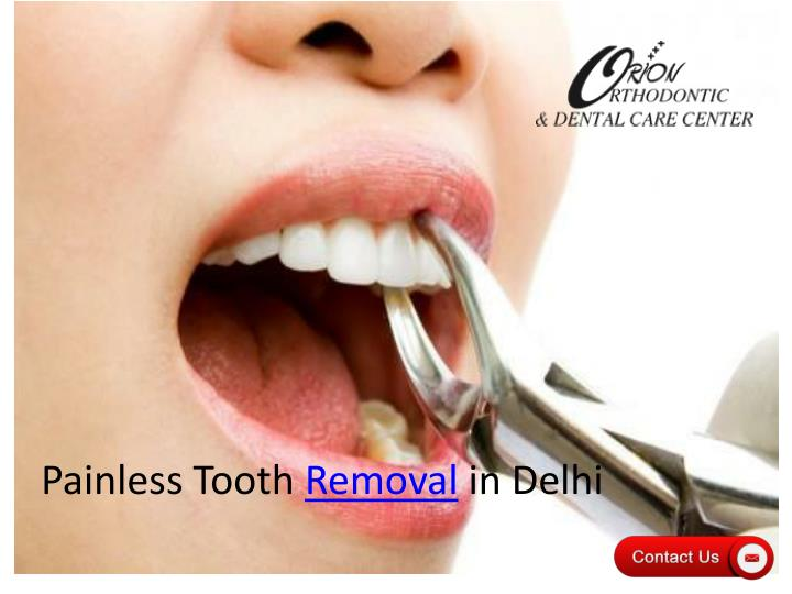 Painless Tooth